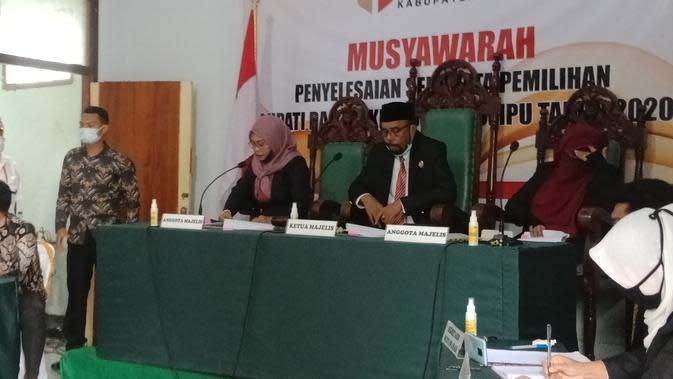Menang Sengketa Lawan KPUD, Syaiful-Ika Akhirnya Lolos Ikut Pilkada Dompu