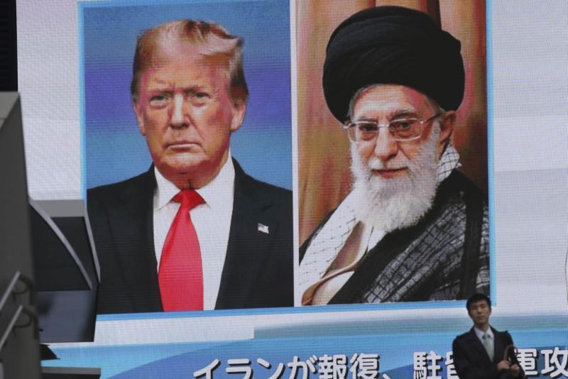 Peristiwa penting yang mengarah kepada konfrontasi AS-Iran