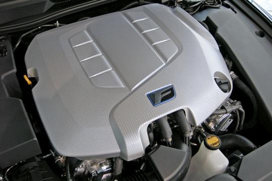 Lexus硬起來 SC F傳上600匹