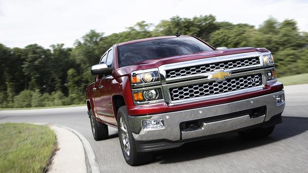 2014 Chevrolet Silverado, back in the saddle: Motoramic Drives