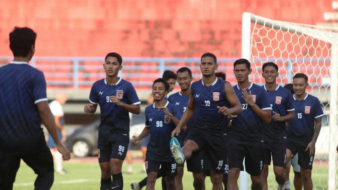 TC Borneo FC Hanya Diikuti 23 Pemain Khusus untuk Laga Kontra PSS