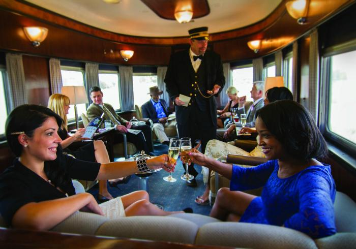 Pullman revives sleeper-car service of bygone days