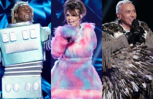 25 Wildest 'Masked Singer' Identity Reveals, From Sarah Palin to Lil Wayne (Photos)