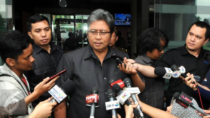 Karangan Bunga Ucapan Duka Penuhi Kediaman Wakil Jaksa Agung Arminsyah