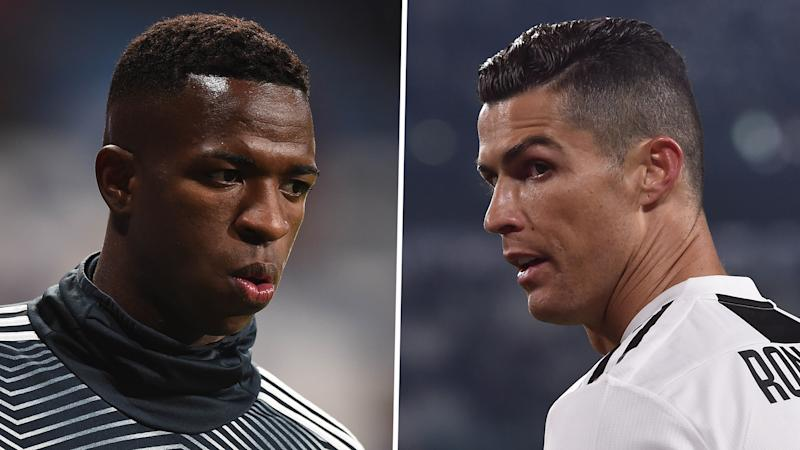 'Real Madrid still miss Ronaldo & it's unfair to expect Vinicius Jr to replace him'