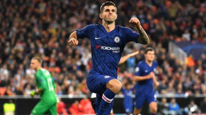 Baru 6 Menit, Chelsea Bobol Gawang Arsenal