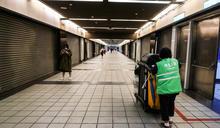 議員指台北東區地下街冷清引發關注 (圖)
