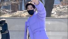 [MD PHOTO] 韓國歌手鄭允浩出演SBS電臺節目