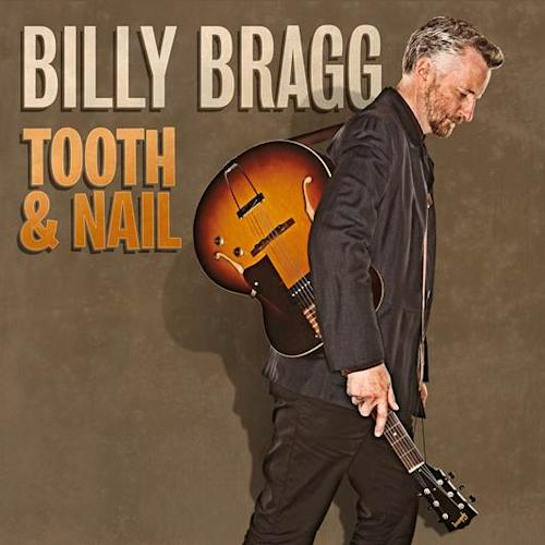 "This CD cover image released by Essential Music shows ""Tooth & Nail,"" by Billy Bragg. (AP Photo/Essential Music)"