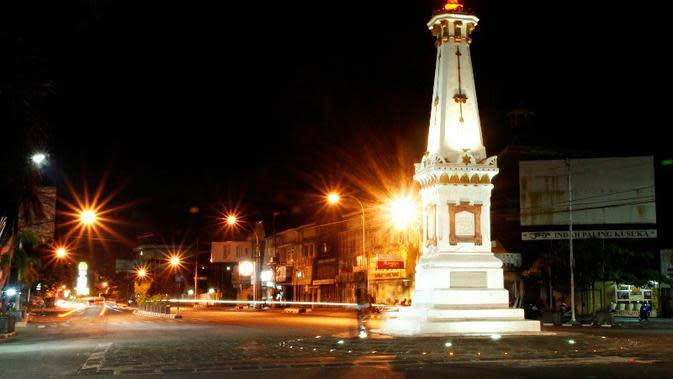 Tugu Golong Gilig, sebagai ikon Kota Yogyakarta