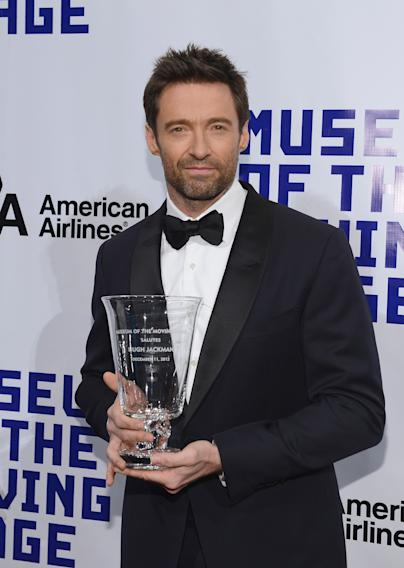 Museum Of Moving Image Salutes Hugh Jackman - Arrivals