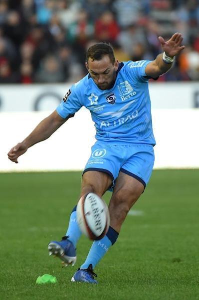 Aaron Cruden leaves Montpellier after more than two seasons in the French Top 14