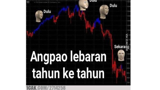Meme lebaran (Sumber: 1cak)
