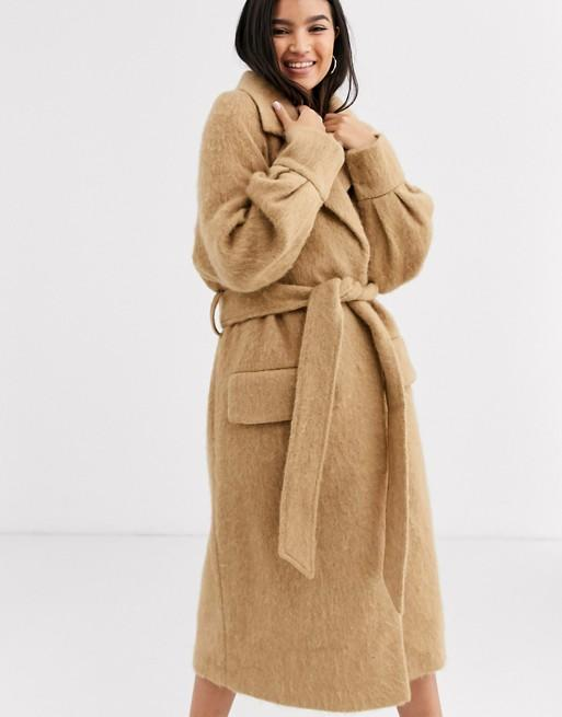 Asos Design coat (Credit: Asos)