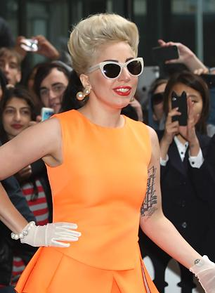 Lady Gaga Suffers Concussion During Auckland Concert