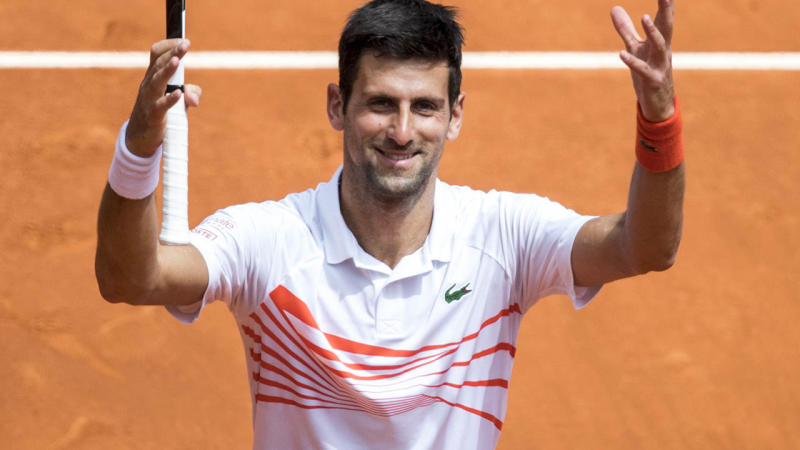 Djokovic destroys Fritz in solid Madrid start