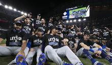 MLB史密斯敲5安道奇橫掃教士 晉級國聯冠軍戰