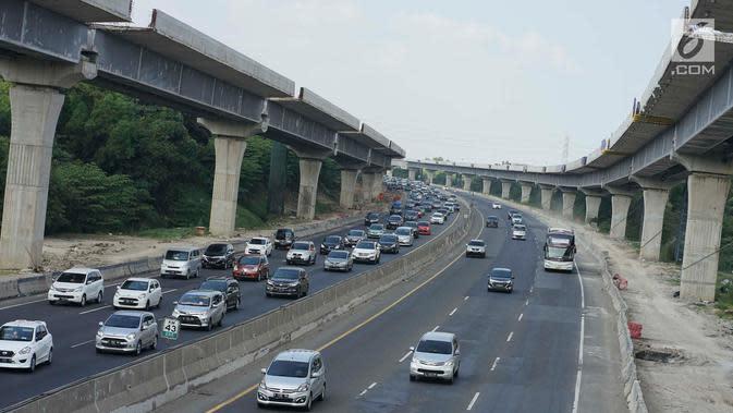 37 Ribu Kendaraan Tinggalkan Jakarta di H+1 Lebaran