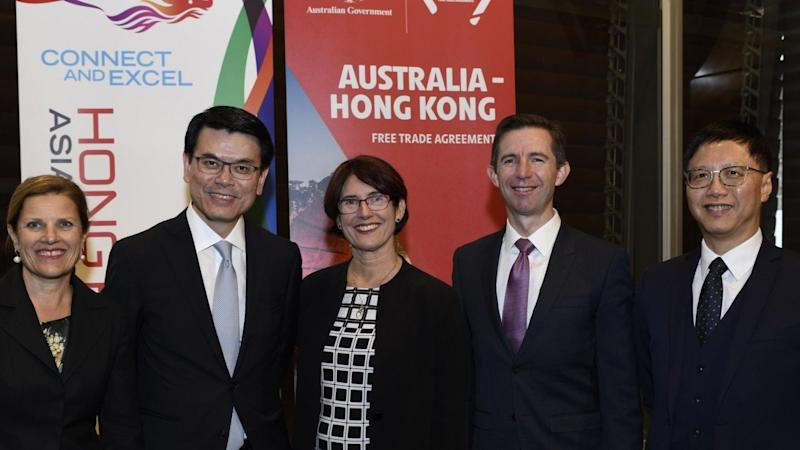 Former Hong Kong-Australia free trade negotiator officially named next top envoy to the city