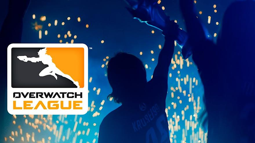Overwatch League will launch in 2017. (Blizzard)