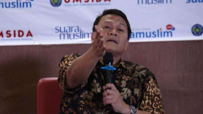 PKS soal Kepulangan Rizieq: Kita Kontestasi dalam Bingkai Demokrasi