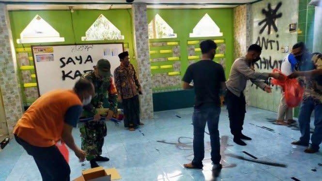 Wamenag: Aksi Vandalisme di Musala Tindakan Kriminal