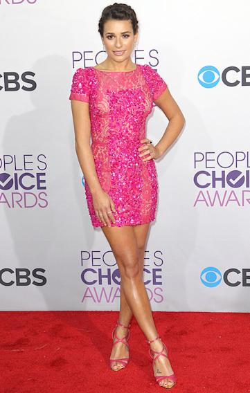 The 2013 Peoples Choice Awards Fashion