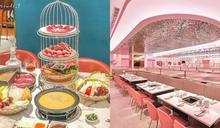 全台12間「仙氣十足網美火鍋推薦」~夢幻粉嫩風、法式熱帶風情,想在Villa小屋吃鍋也沒有問題!