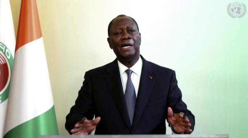 UN General Assembly Cote d'Ivoire