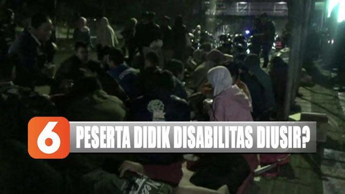 Balai Wyata Guna Bandung Bantah Usir Peserta Didik Disabilitas