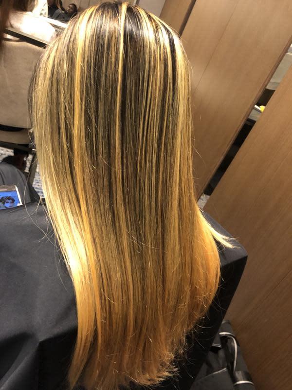 Contoh warna rambut balayage | L'oreal Professional