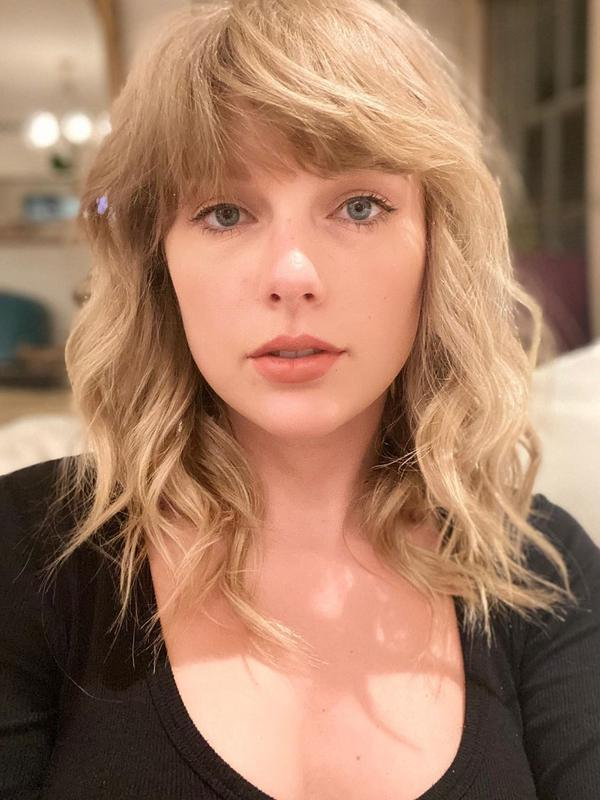 Taylor Swift. (Foto: Instagram @taylorswift)