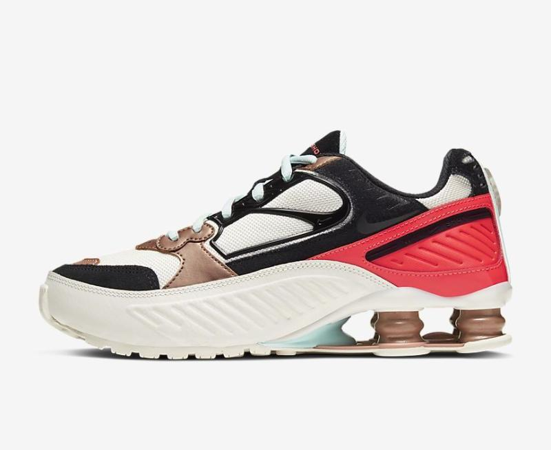 Shox Enigma 9000 Women's Shoes. Image via Nike.