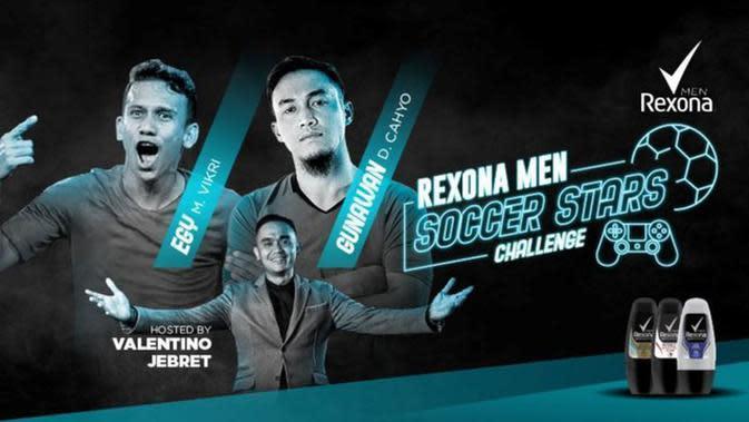 VIDEO: Rexona Men Soccer Stars Challenge, Egy Maulana Vikri Menang Besar atas Gunawan Dwi Cahyo Pakai Tim Chelsea