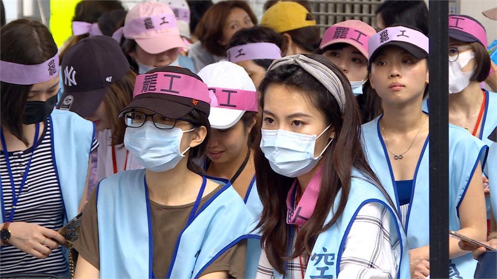 【Yahoo論壇/呂秋遠】看罷工的長榮「誠意」 可見沒工會時的員工處境