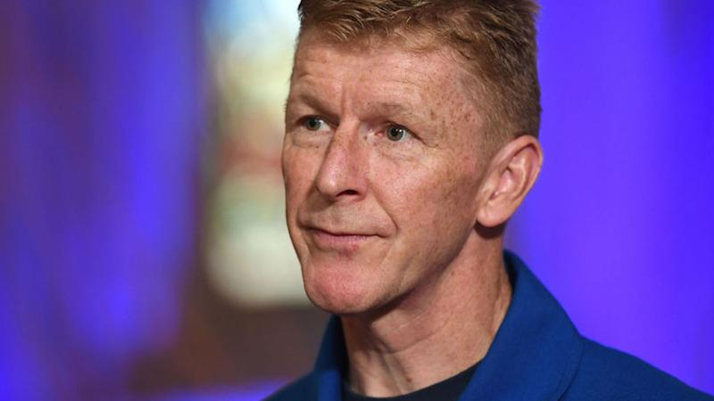 "Astronaut Tim Peake believes suborbital flights have the potential to be ""very efficient means of transportation"". Source: Joe Giddens / PA Images via Getty Images."
