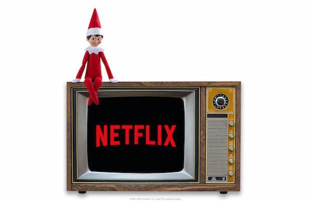 Netflix to Develop 'Elf on the Shelf' Movies, TV Shows and Animated Content