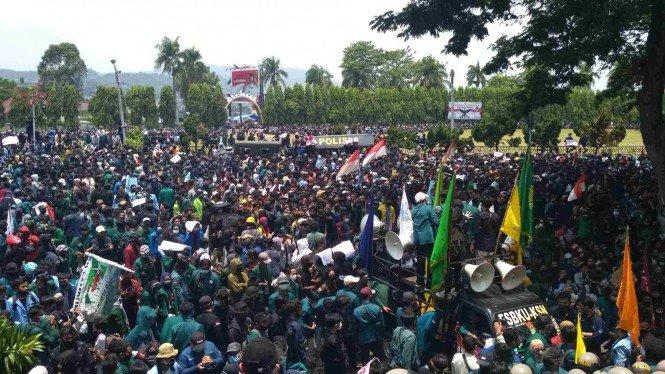 PP Muhammadiyah Minta Pemerintah Tidak Gunakan Pendekatan Kekuasaan