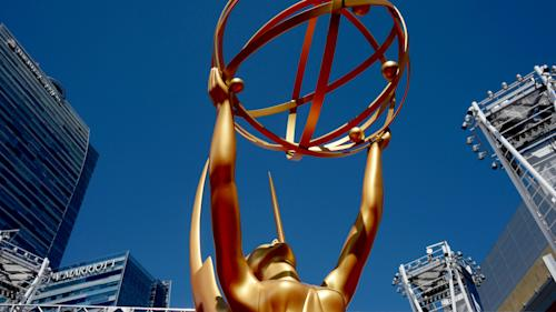 Latenight Hosts Colbert, Fallon, Kimmel Sign On to Present at Emmy Awards