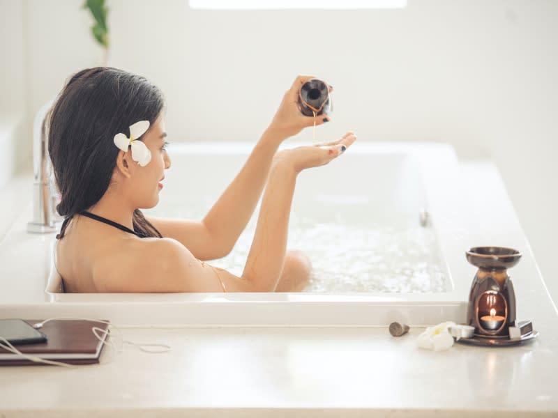 浴廁節水 改變生活習慣
