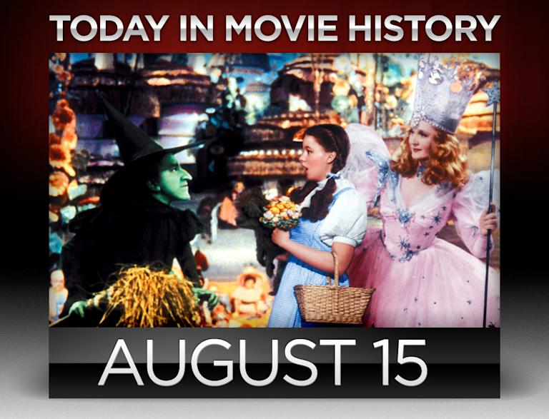 Today in movie history, August 15
