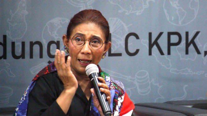 Pensiun Jadi Menteri, Susi Pudjiastuti 'Nyalon' Bupati Pandeglang?