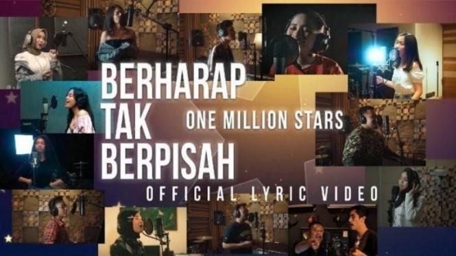One Million Stars, Project Album Berisi Recycle Lagu-lagu Ternama