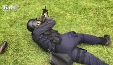 8個月魔鬼訓練! 維安特勤警160人選9人