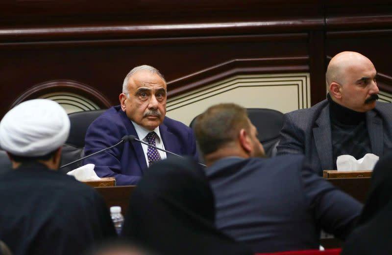 Pemimpin Irak hadapi tindakan menyeimbangkan yang rumit ketika sekutu utama saling konfrontasi