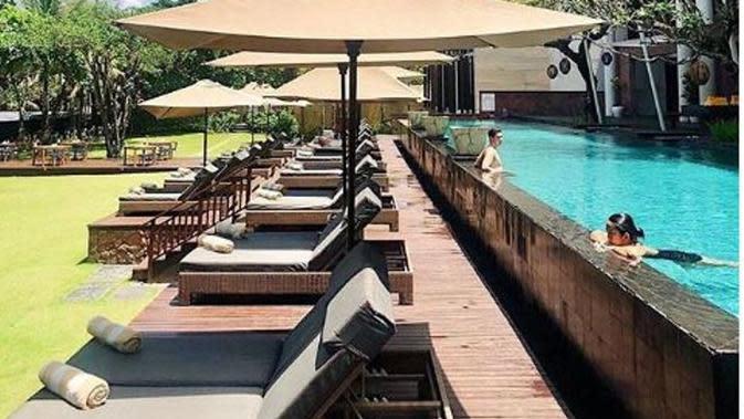 Anantara Seminyak Bali Resort. foto: Instagram @anantaraseminyak