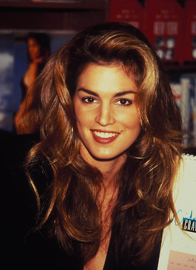 cindy crawford in the '90s