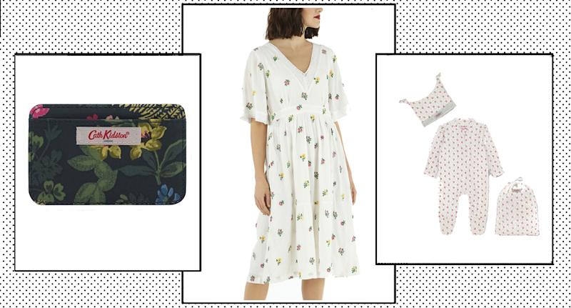 Cath Kidston launches huge 70% off sale across bags, accessories, fashion and homeware. (Cath Kidston/ Yahoo Style UK)