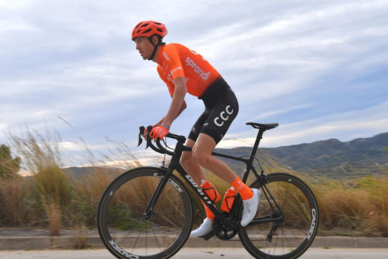 Ilnur Zakarin will make his race debut in his new CCC Team colours at the 2020 UAE Tour