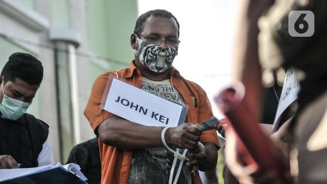 Polisi Kirim Balik Berkas Perkara John Kei ke Kejaksaan